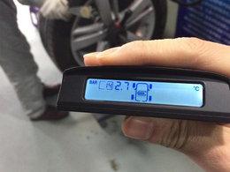 很小很实用 夏朗加外置胎压监测