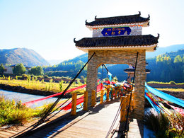 云端天堂 中国最美的高寒湿地草原