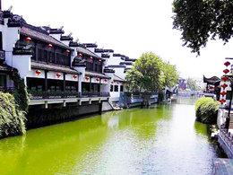 穿越历史长河 揭开南京的面纱