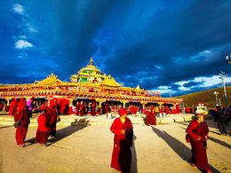 寻找天际 在西藏阿里北线流浪