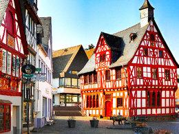穿越中欧 畅享德国的童话世界