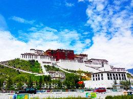 天堂净土 用相机定格神圣西藏