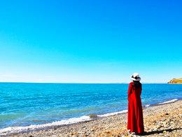 不期而遇 邂逅睡梦中的青海湖