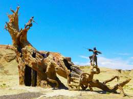 如梦如幻 沉醉在神秘的北疆