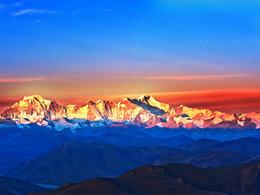 宝马斗哈雷 热血骑士飚进西藏