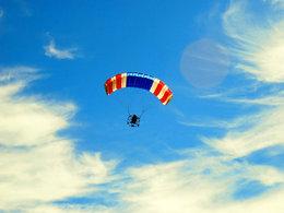 张开梦想翅膀 穿越乌拉盖之旅