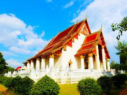 志在千里 卡友租车自驾游泰国