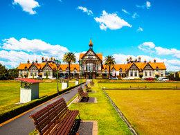风景如画 十八天新西兰乡村跨年游