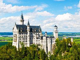 不为镌刻 德国天鹅堡梦幻之城