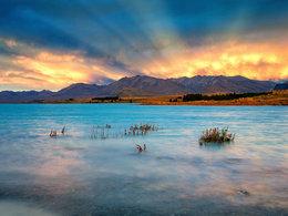 浮光掠影 魂牵梦绕情迷新西兰