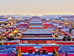 分外夺目 阅尽北京城悠久历史