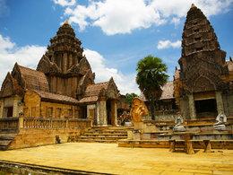 千佛之国  感受泰国的异域风情