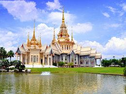 逃离盛夏 经济实惠玩转老挝泰国