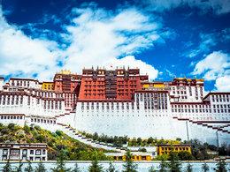 触碰天堂 走进西藏与梦想同行