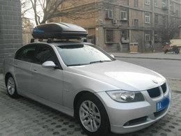 成本超低 宝马3系安装行李架