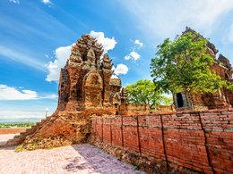 越美芽庄 一家三口的越南之旅