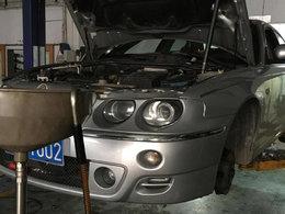 十九万公里 MG7换刹车油助力油