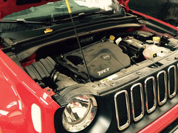 提车三个月 Jeep自由侠首保作业