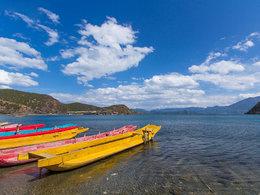 视觉享受 卡友分享泸沽湖美景