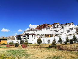 感受圣洁 圆梦而西行的西藏游