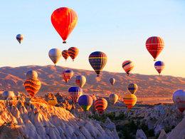最纯粹的快乐 在土耳其乘热气球