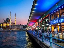 休闲国度 年初之土耳其自由行