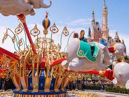 童话乐园 魔都迪士尼铁人三日赛