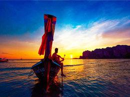 泰国甲米 人生中一次绝美的旅行