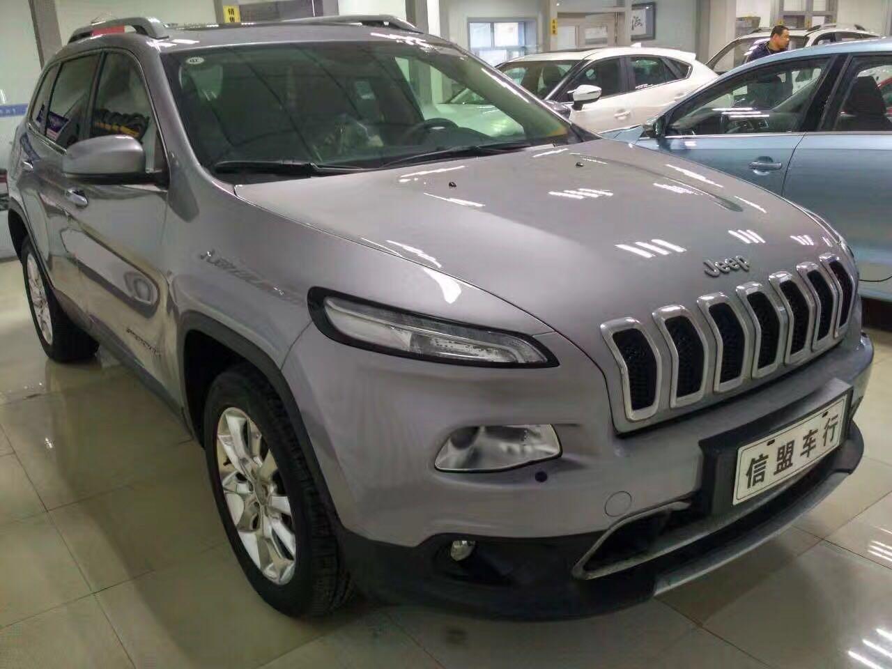 Jeep 自由光(进口)