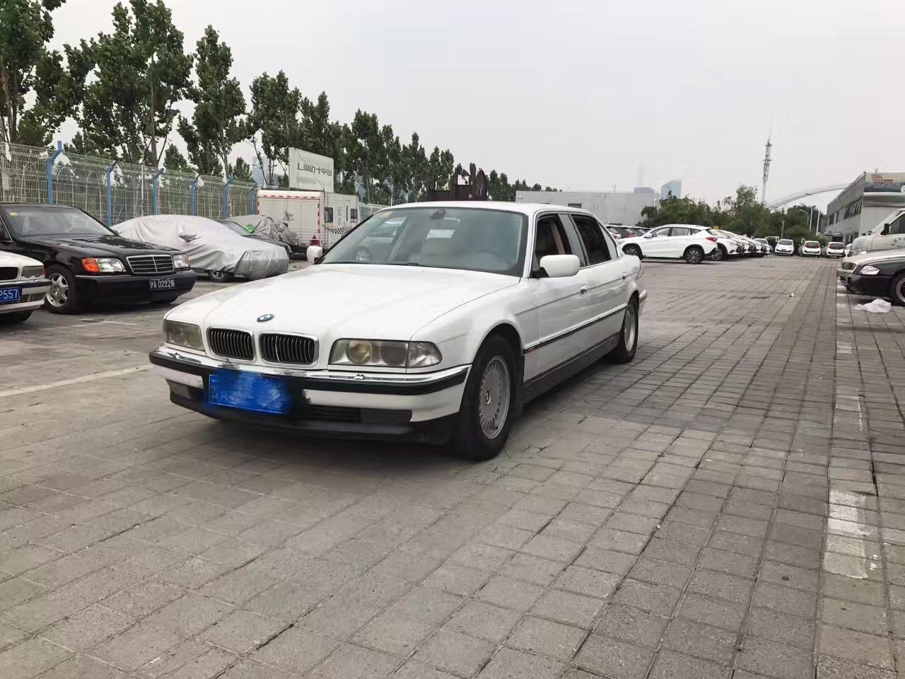 宝马 宝马7系 1998款 728Li