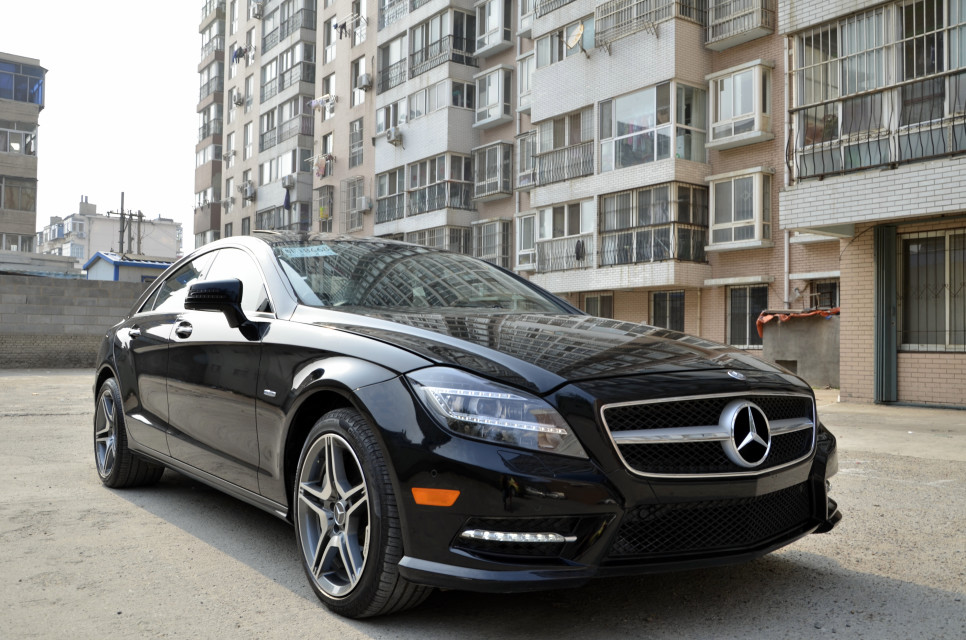 AMG CLS 63