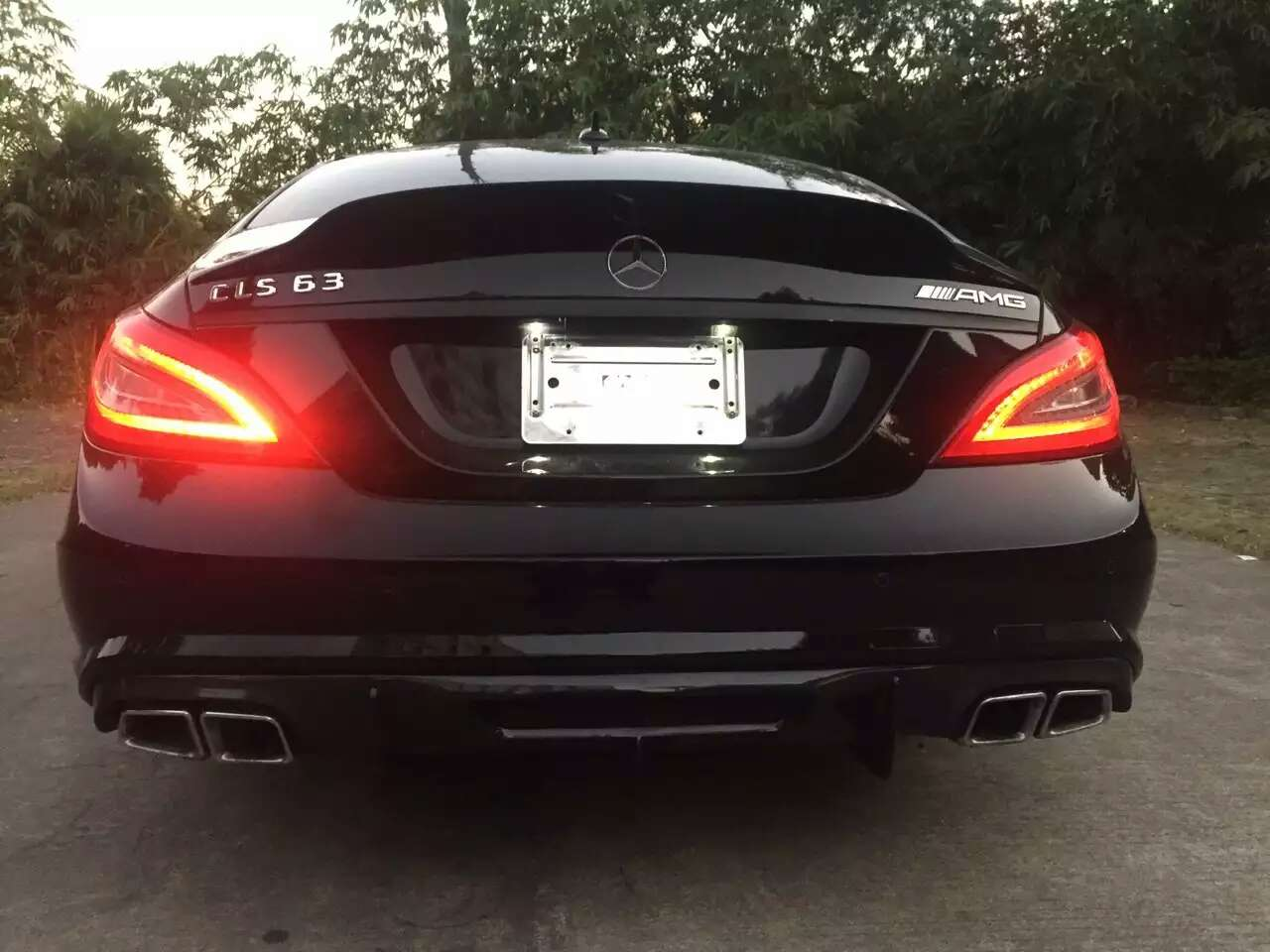 AMG CLS 63 4MATIC
