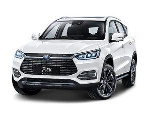 宋EV 2019款 EV 500 智联领享型