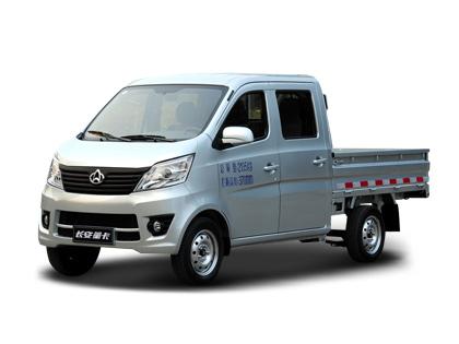 2019款长安星卡 1.5L 标准型 2.5米货厢双排货车