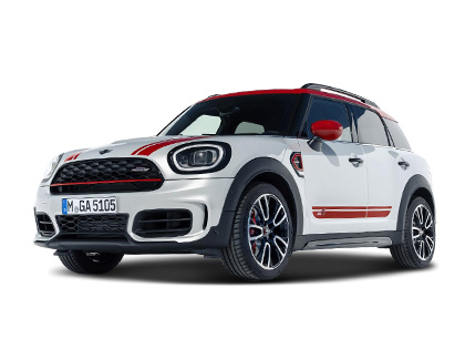 MINI JCW COUNTRYMAN39.98万价格稳定