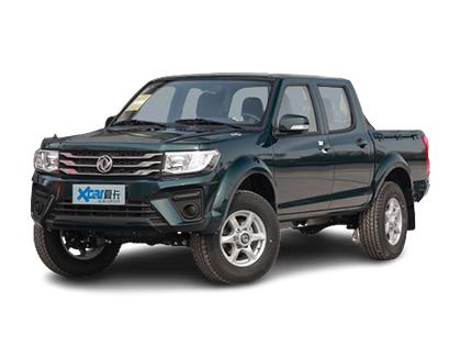 2021款锐骐 2.4T 四驱梦想版长货箱 柴油