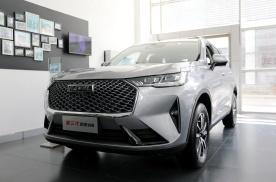 【卉眼识车】实拍全新第三代哈弗H6 SUV销量王为何是TA?