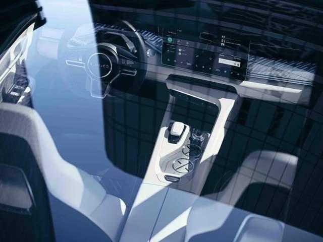 全新设计理念 领克ZERO concept量产版内饰发布