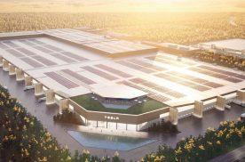 德国最大的工会希望在特斯拉柏林Giga工厂设立自己的机构