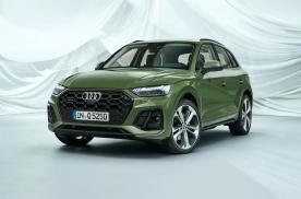 全新外观更省油!奥迪在中国卖最好的SUV出新款了!