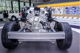 首台量产长城3.0T+9AT车型诞生 首款坦克600下线