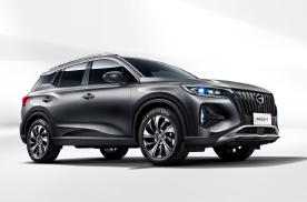 2021款广汽传祺GS4正式上市,提供两种外形设计