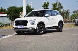 价格好质量高的北京现代ix25,月度销量为2342辆