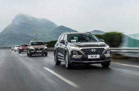 北京现代胜达大六座SUV 六感科技关怀全方位保护
