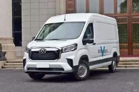 多种个性化车型可选,2021款上汽大通EV90上市