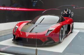 上海车展 | 国产超跑终于来了 红旗S9量产版全球首秀