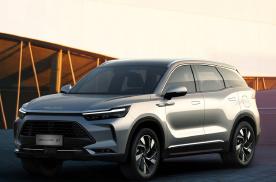 新车|全新中型SUV预售价10万起,还配L2级自动驾驶