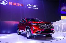 9月SUV销量排行榜:哈弗H6持续热销,CR-V势头强劲