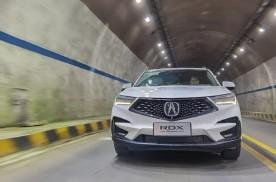 试驾Acura RDX A-Spec,运动性极强的豪华SUV