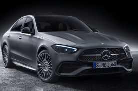 外观内饰方面向S级看齐 新一代奔驰C级正式发布